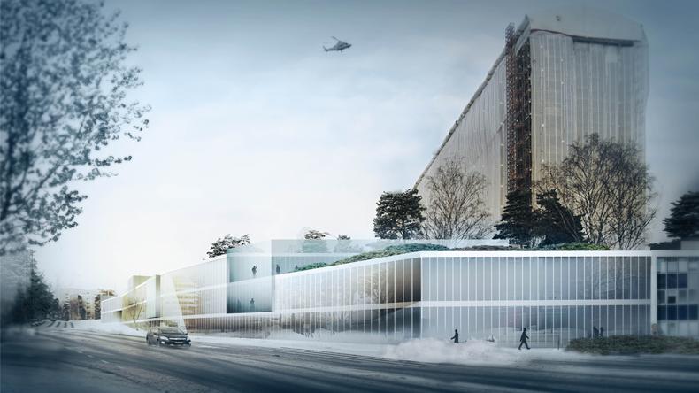 Helsinki University hospital masterplan / Meilahden asemakaava | AW2 Architects